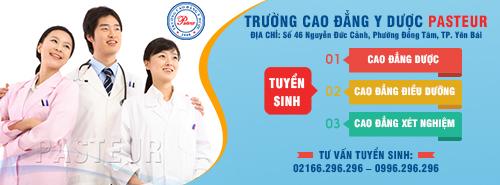Cao đẳng Y Dược Yên Bái tuyển sinh 2017