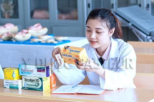 Bí Kíp giúp sinh viên ngành Dược học tốt nhất có thể