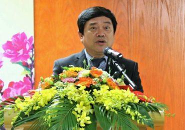 GS Trần Thọ Đạt, Hiệu trưởng Trường ĐH Kinh tế quốc dân.