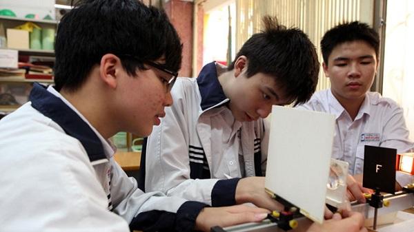 Môn Hóa học THPT Quốc gia năm 2018