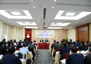 Hội nghị Hiệu trưởng các trường sư phạm: xác định các giải pháp đổi mới công tác tuyển sinh 2018