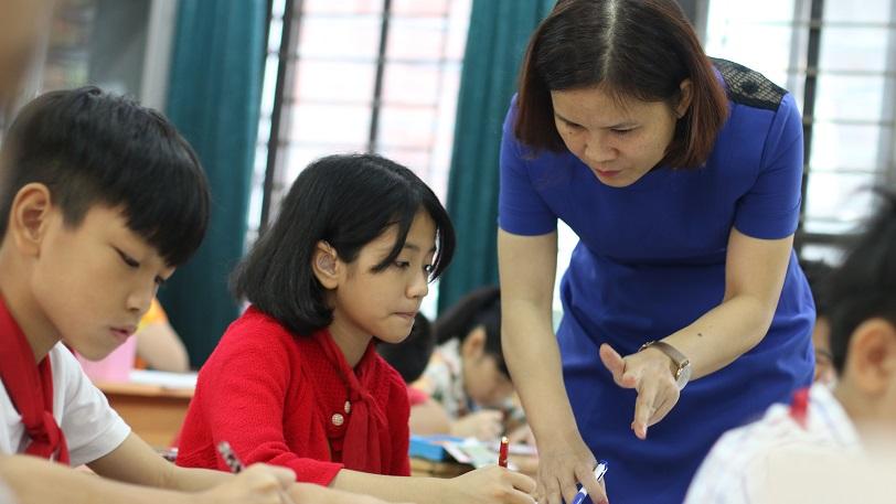 Nhiều thay đổi lớn với lương của nhà giáo