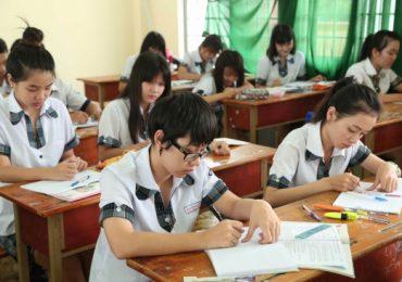 Hà Nội tổ chức khảo sát học sinh lớp 12 toàn thành phố
