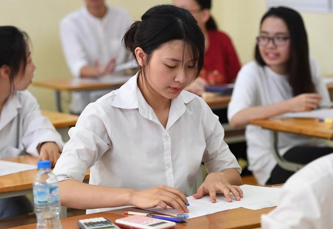 Gợi ý 14 đáp án đề thi thử Đại học năm 2018