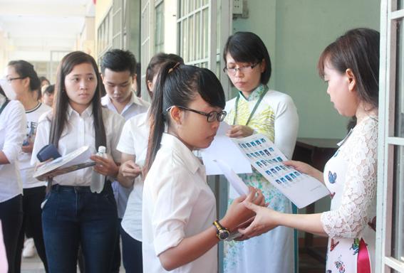 Đề thi thử THPT Quốc gia môn Ngữ Văn của Sở GD&ĐT Hà Nội