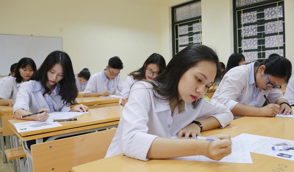 Tuyển sinh ngành Sư phạm phải là học sinh giỏi