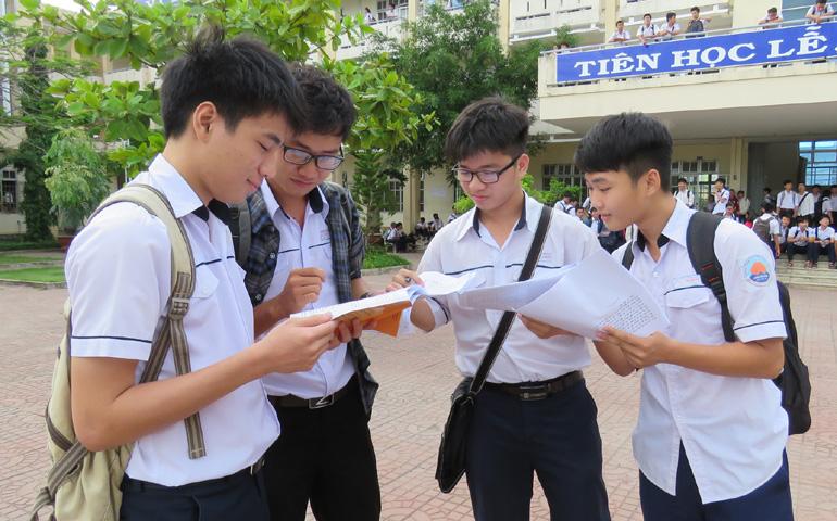 Kỳ thi tuyển sinh năm 2018 sẽ tiến hành ra sao?a