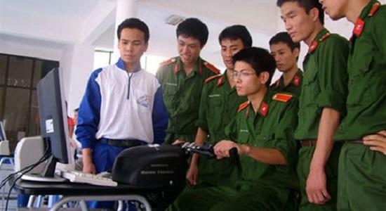 Các trường Quân đội sử dụng tiêu chí phụ để xét tuyển